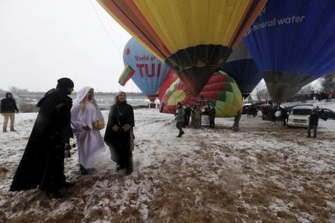 El evento se llamaba Love Cup Festival.