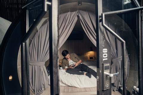 Container Hotel Group