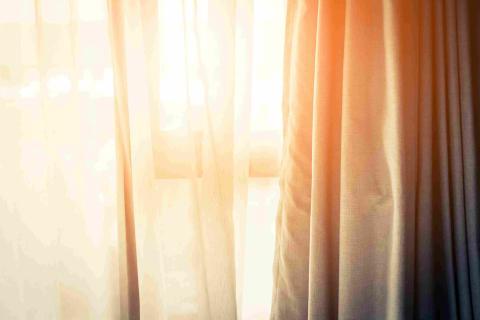 cortina ventana