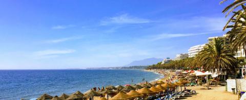 Costa del sol, Marbella