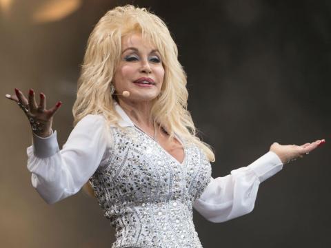 Dolly Parton tuvo un momento oscuro en su vida como resultado de la endometriosis.
