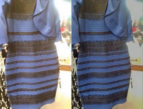 El vestido que rompió internet.