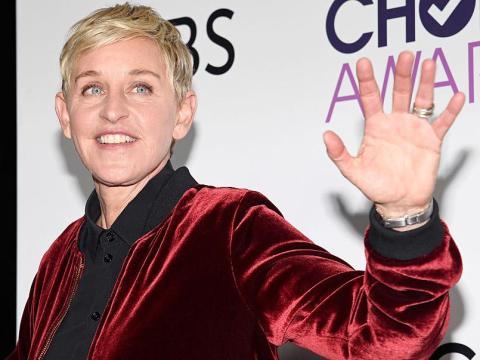 Ellen DeGeneres aboga por los seres humanos y los animales.