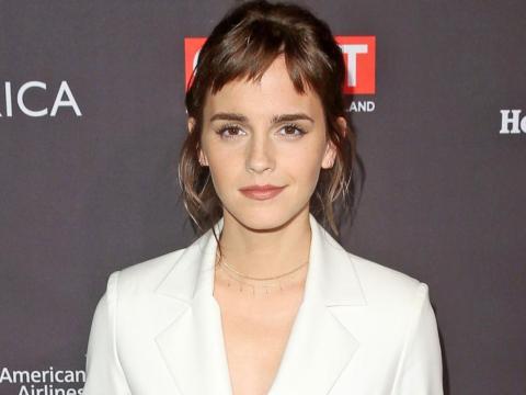 Emma Watson asiste al BAFTA Los Angeles Tea Party.