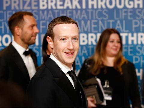 By the end of 2018, Zuckerberg's net worth had hit a three-year low of $49.4 billion. But it's rebounded since then, and now sits around $65.6 billion, making him the fifth-richest person in the world.