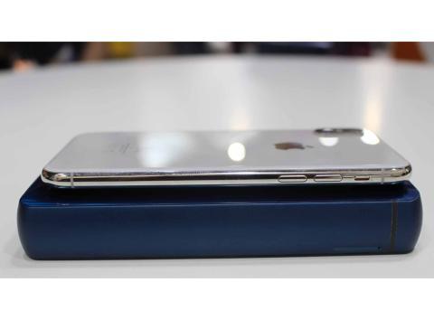 Energizer móvil vs iPhone
