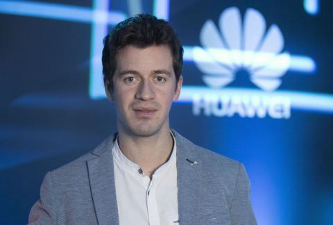Fabio Arena, Product Marketing Manager de Huawei