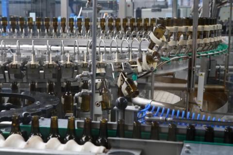 Fábrica de cerveza de Font Salem