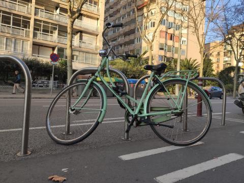 Foto bicicleta Xiaomi Mi 9