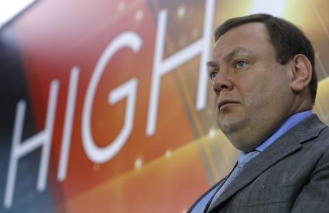 El inversor ruso-ucraniano-israelí Mikhail Fridman