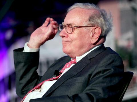 Warren Buffett, one of the richest men, lives a relatively frugal life.