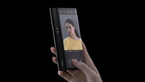 Huawei Mate X Camara