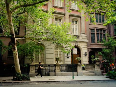 If you want to buy a home in the New York City metro area, a yearly salary of $105,684.33 could afford you the cost of the principal, interest, taxes, and insurance on a median-priced home, according to mortgage rate site HSH.