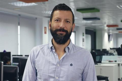 Iván Castro, Director de Dispositivos Móviles BQ
