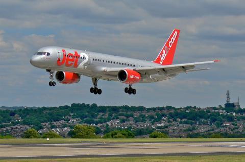 Jet2 aerolínea