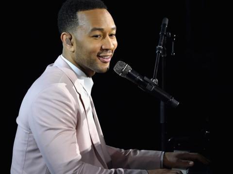 John Legend ha ganado 10 premios Grammy.