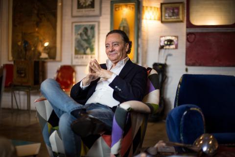José Azulay, director creativo de UNOde50