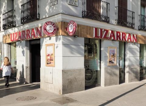 Un local de Lizarrán
