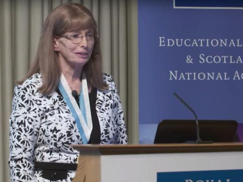 Lynn Conway, pioneering chip designer at IBM
