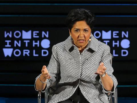 After 24 years with the company, Nooyi announced last August she would be stepping down. In the year preceding her retirement, she earned $31 million.