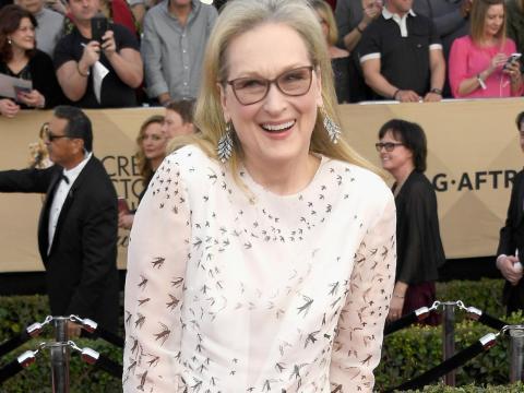 Ha sido nominada a 21 Premios de la Academia, Meryl Streep ha ganado tres.