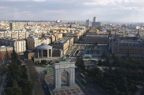 Plaza de Moncloa (Madrid)