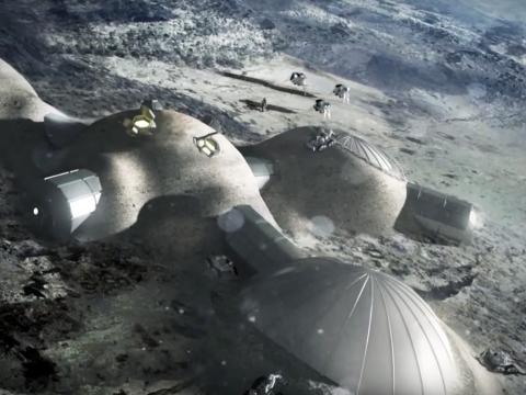 viviendas en la luna [Re]