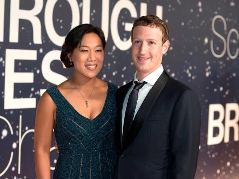 A new phase of Zuckerberg's career began in 2015 when he and his wife Priscilla Chan launched the Chan Zuckerberg Initiative. The couple pledged to give 99% of the value of their Facebook shares to the philanthropic venture to