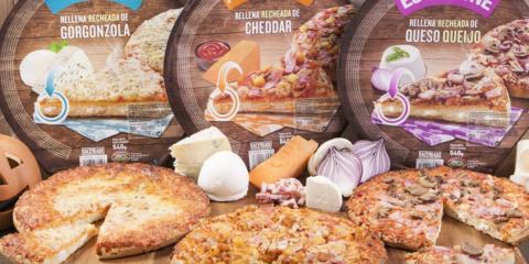 Las nuevas pizzas de marca blanca de Mercadona
