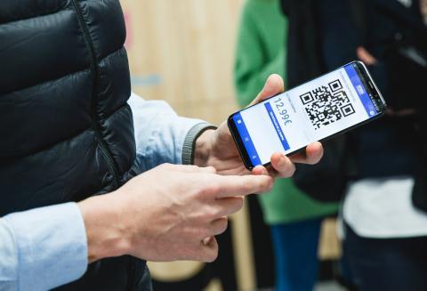 Un ejemplo de los pagos invisibles que se desarrollan en el Payment Innovation Hub.