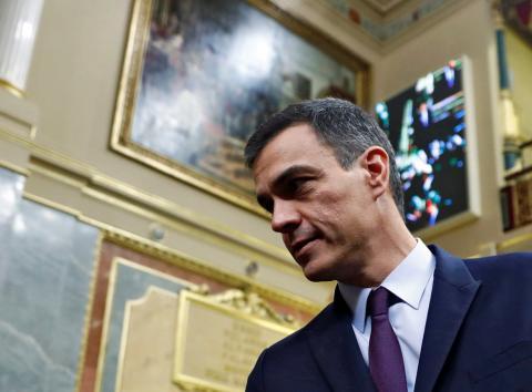 Pedro Sánchez Presupuestos Generales