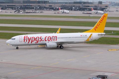 Pegasus Airlines, aerolineas