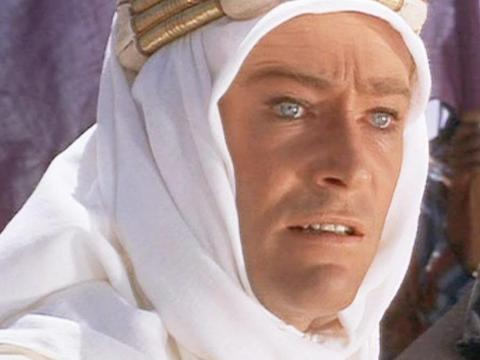 """Lawrence of Arabia."""