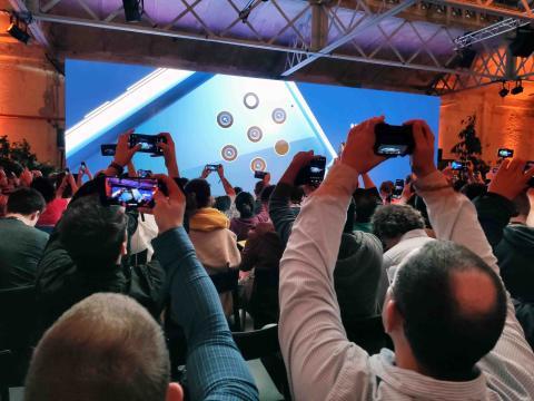 Presentación Nokia PureVIew