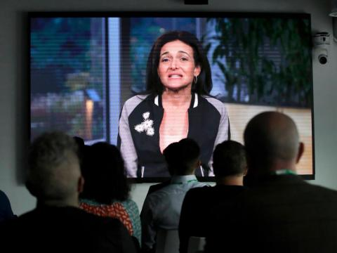 The report also said Facebook's chief operating officer Sheryl Sandberg led a lobbying campaign to deflect criticism of the company onto rival tech firms and billionaire liberal donor George Soros.