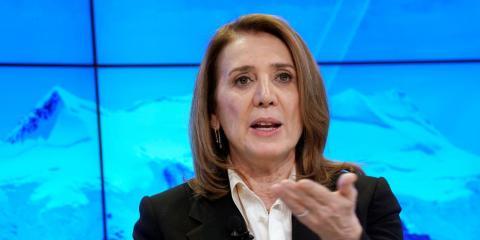 Ruth Porat, CFO of Google.