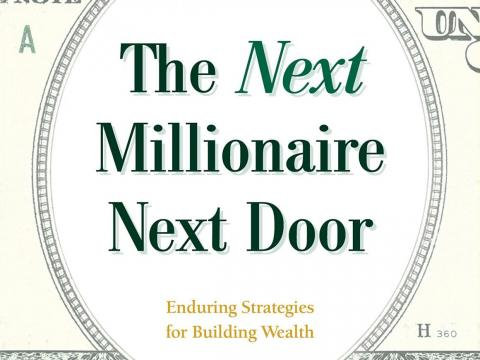 "Sarah Stanley Fallaw, the director of research for the Affluent Market Institute, studied more than 600 millionaires for her book, ""The Next Millionaire Next Door: Enduring Strategies for Building Wealth."""