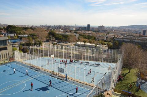 colegio Barcelona St Peter's