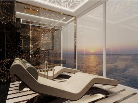 But the suite has already sold out for many of the Seven Seas Splendor's 2020 cruises, Regent said in January.