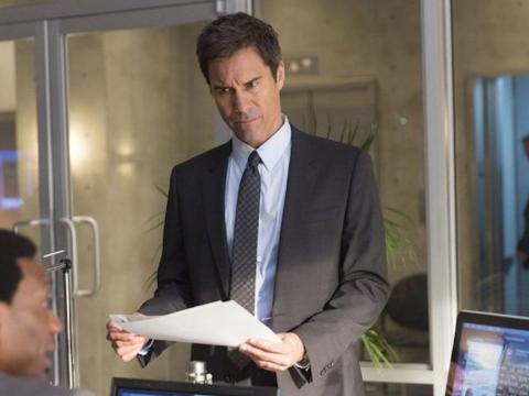 Eric McCormack starred on the series.