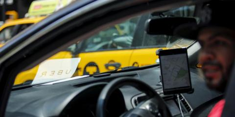 Uber has filed a new lawsuit against the city of New York.
