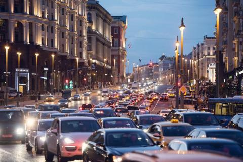Unfortunately, the city's inhabitants spend an average of 91 hours in congestion every year.