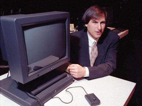 But Jobs didn't get every prediction right. In 1983, he said, 'I think there will be lots of innovation in the areas of software but not in hardware'