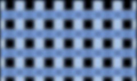 Blurring the image shows that it's really a grid.