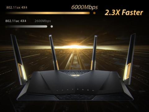 ¿Te interesa actualizar tu router a WiFi 6 si te compras un Samsung Galaxy S10?