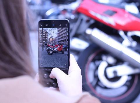 Xiaomi Mi 9 Cámara de fotos