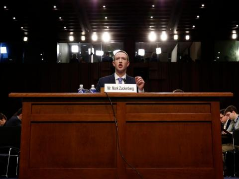 """Zuckerberg addressed the scandal in a testimony before Congress in April 2018, saying, """"we have made a lot of mistakes in running the company. I think it's pretty much impossible, I believe, to start a company in your dorm room"""