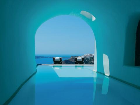 HA sido escogido como uno de los mejores hoteles para la luna de miel.
