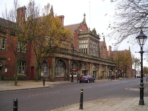 Stoke-on-Trent, Inglaterra