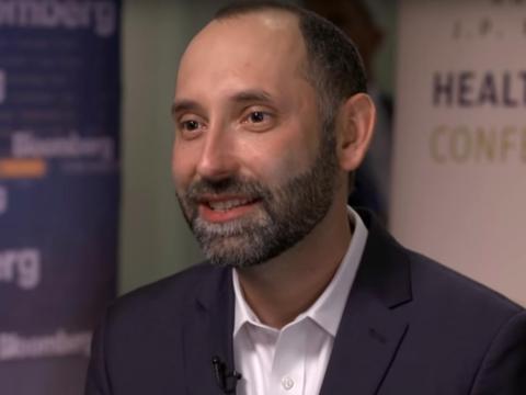 Serge Saxonov, cofundador y CEO de 10x Genomics.
